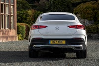 Mercedes GLE Coupe rear