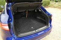 Maserati Levante boot open