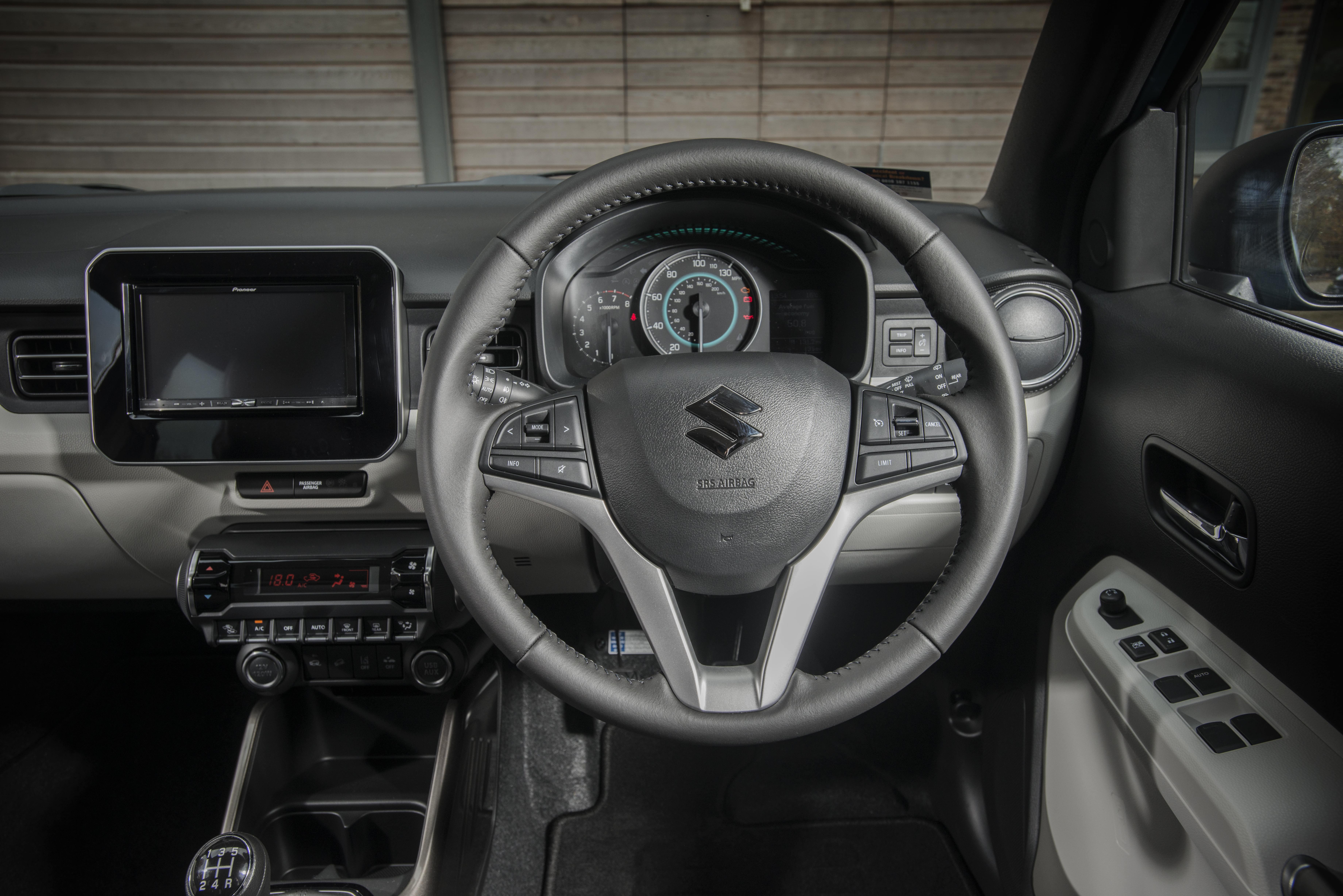 Suzuki Ignis Driver's Seat