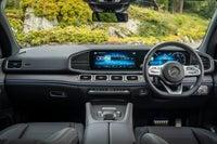 Mercedes GLE Coupe interior