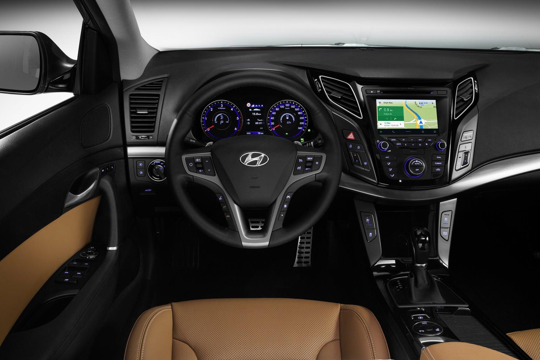 Hyundai Android Auto