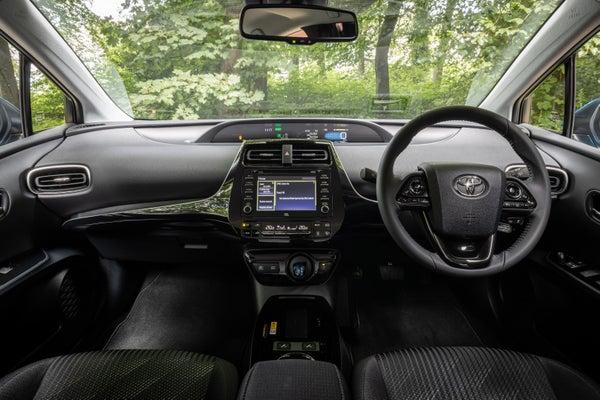 Toyota Prius Front Interior