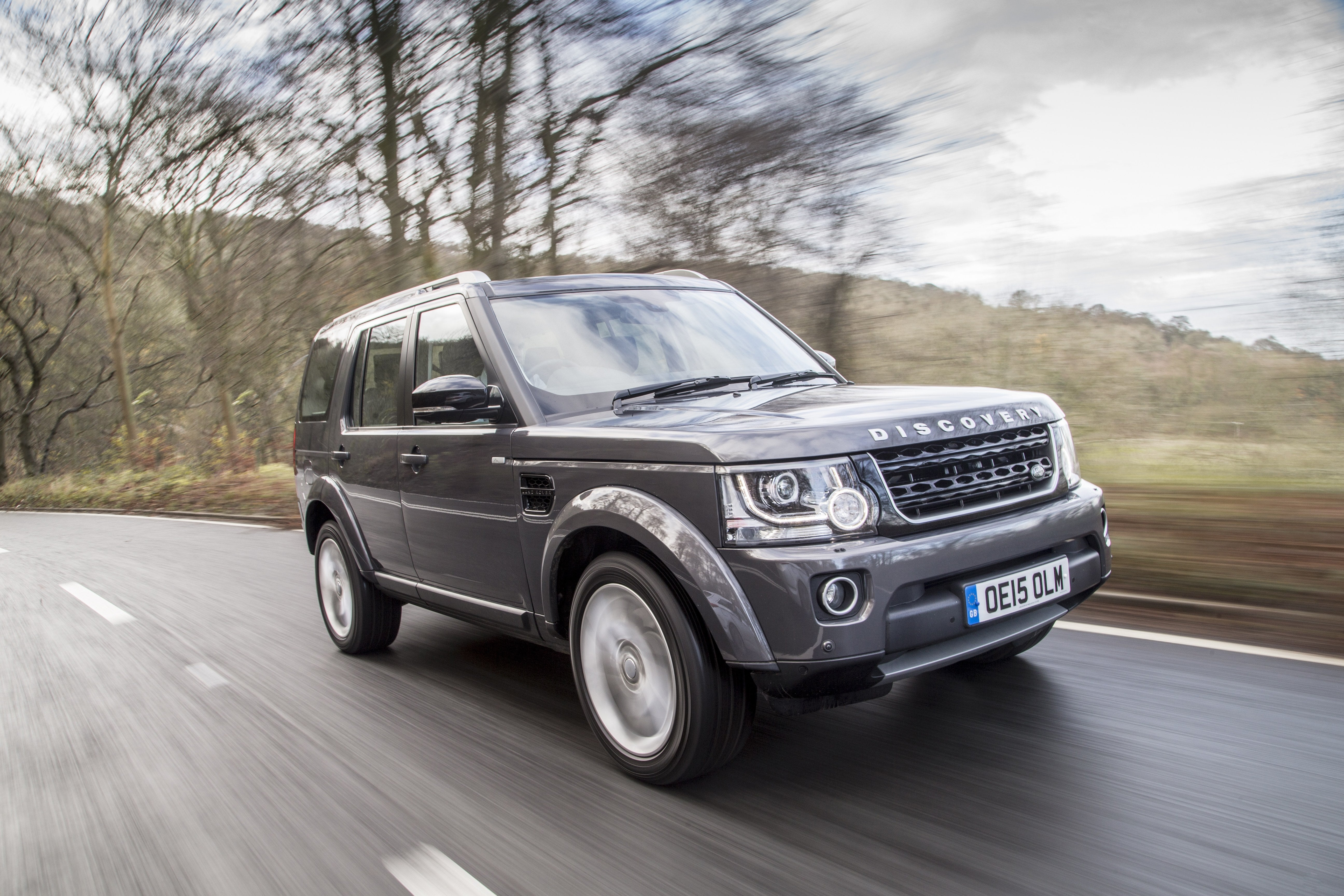 Land Rover Discovery 2009 frontright exterior