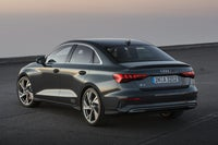 Audi A3 Saloon rear