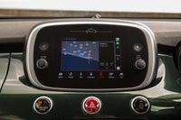 Fiat 500X Media Screen