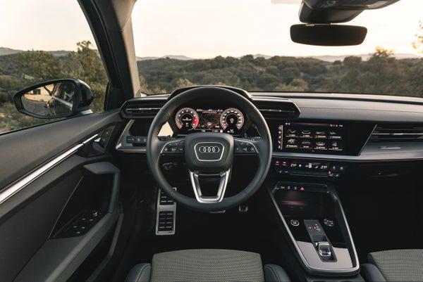 Audi A3 Interior