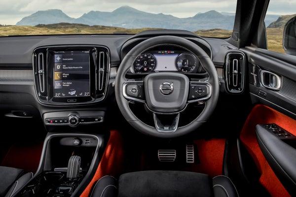 Volvo XC40 Recharge Driver's Seat