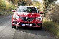 Renault Megane Sport Tourer Front View