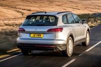 Volkswagen Touareg Rear View