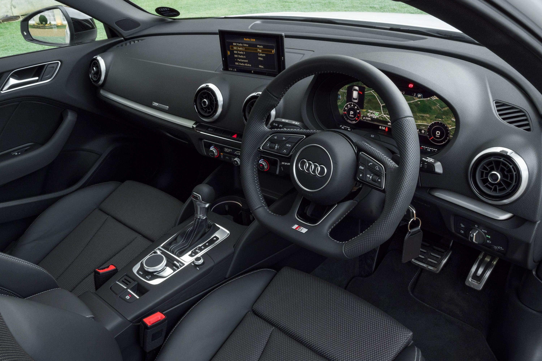 Audi A3 Sportback Interior