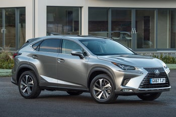 Picture of Lexus NX