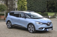 Renault Grand Scenic Side Front View