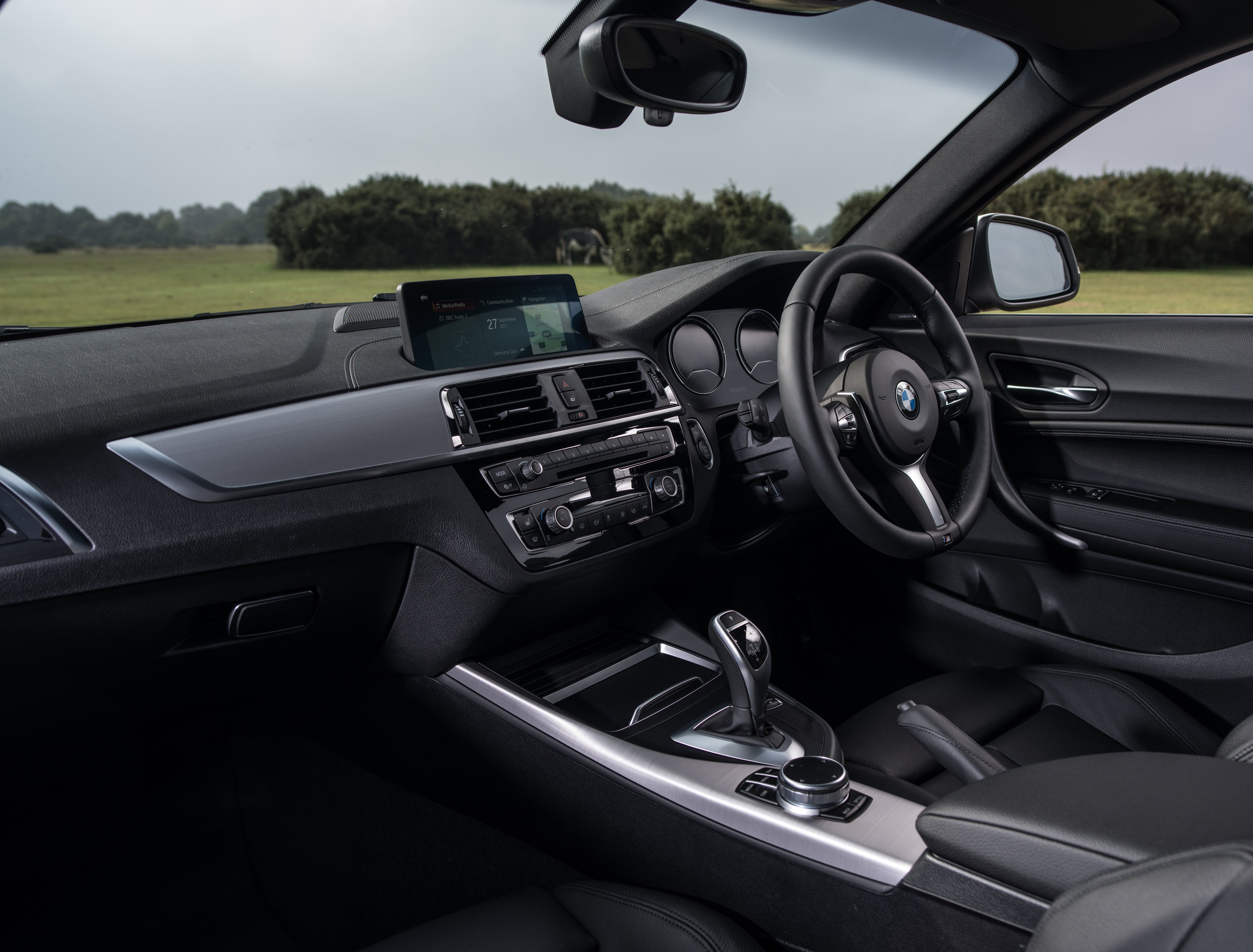 BMW 2 Series Interior Side