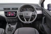 SEAT Ibiza Driver's Seat