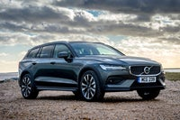 Volvo V60 Cross Country Front Side View