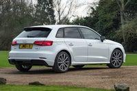 Audi A3 Sportback Exterior Back