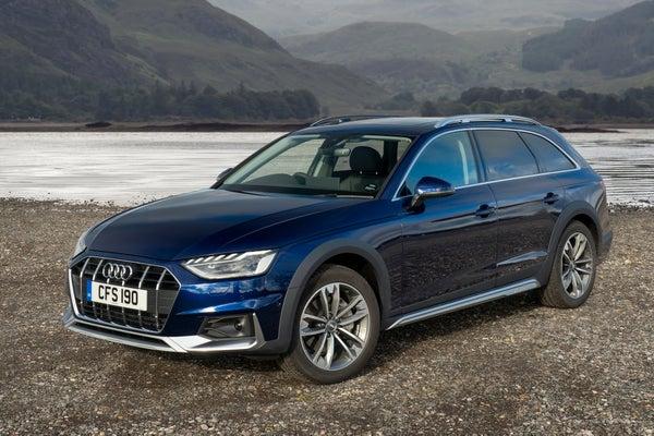 Audi A4 Allroad Exterior Front