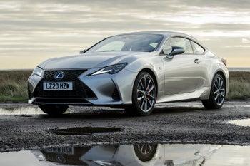 Picture of Lexus RC