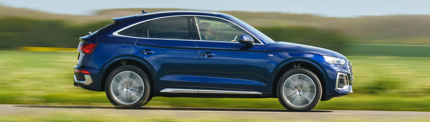 Audi Q5 Sportback dynamic
