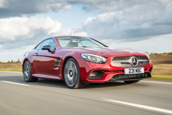 Picture of Mercedes-Benz SL-Class