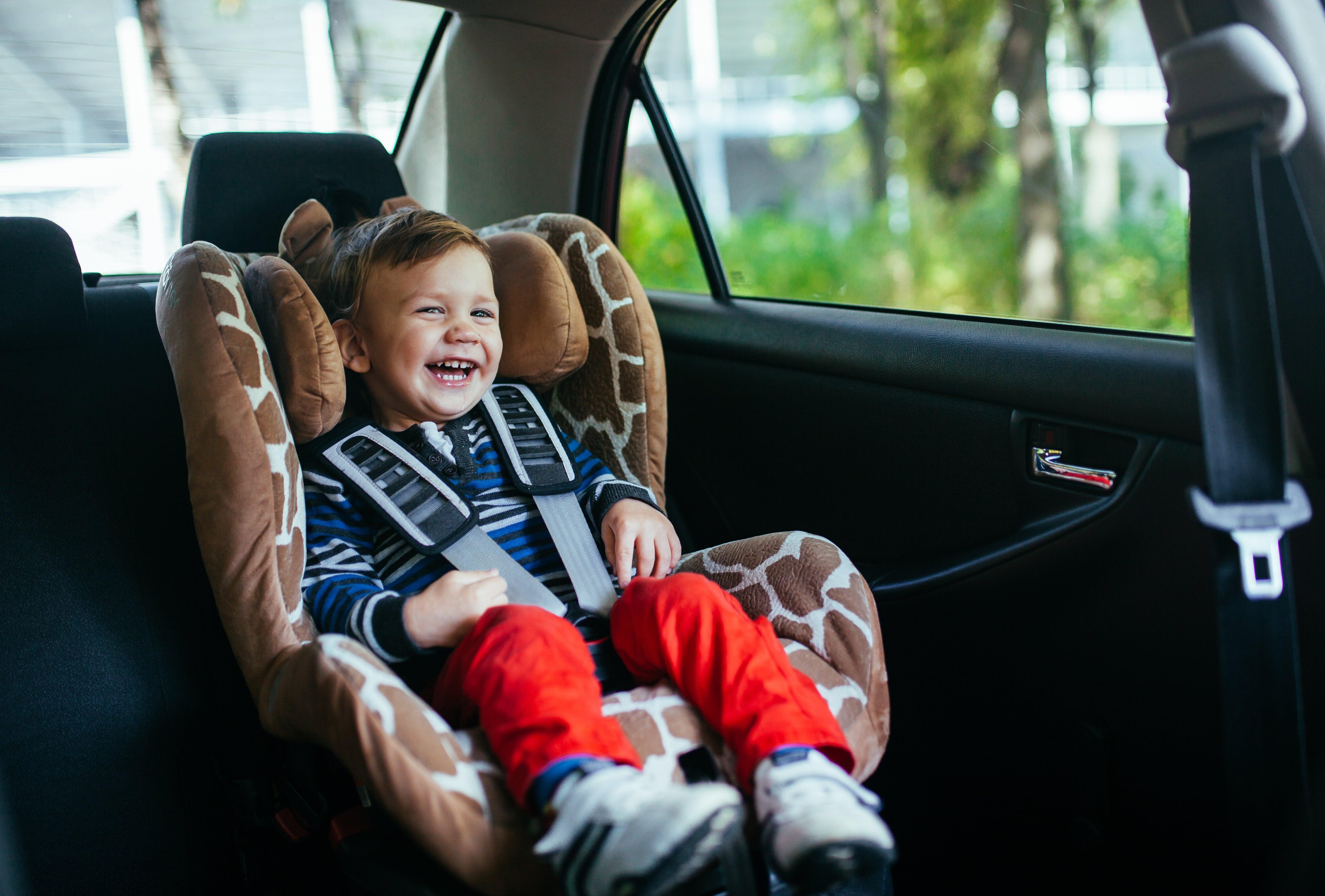 Car seat chooser