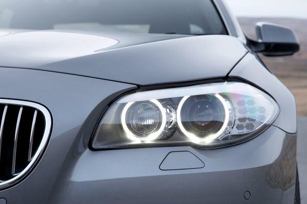 BMW 5 Series Headlight