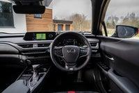 Lexus UX front interior