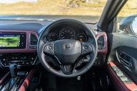 Honda HR-V front interior