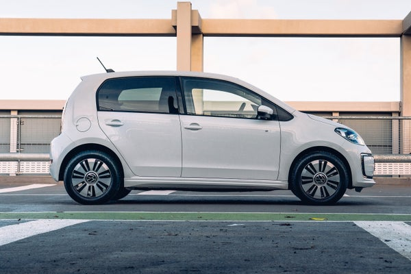 Volkswagen e-Up Right Side View