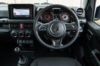 Suzuki Jimny Driver's Seat