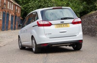 Ford Grand C-MAX Back