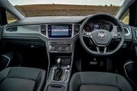 Volkswagen Golf SV Front Interior