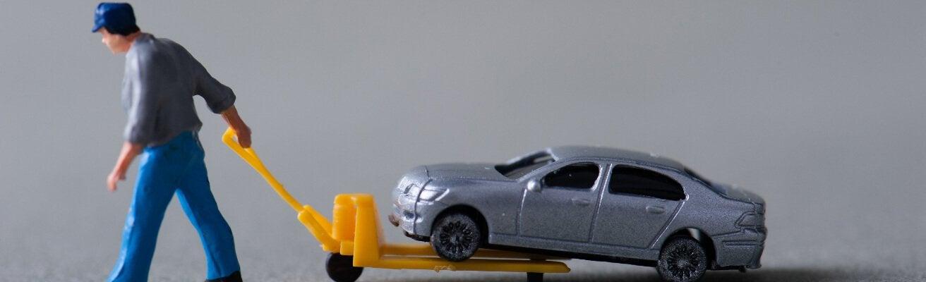 model car repair