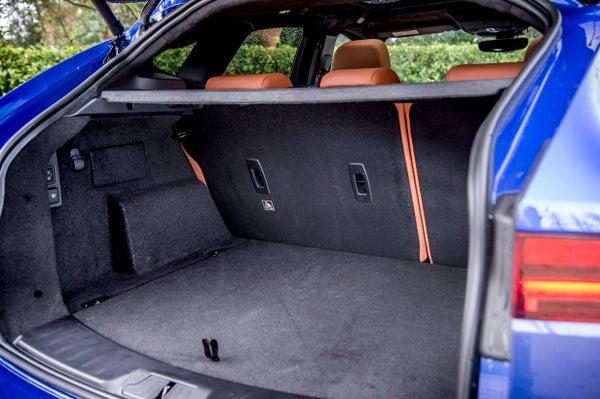 Jaguar E-Pace boot open