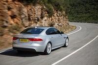 Jaguar XF backright exterior