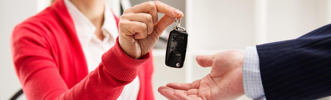 buying a car key exhchange