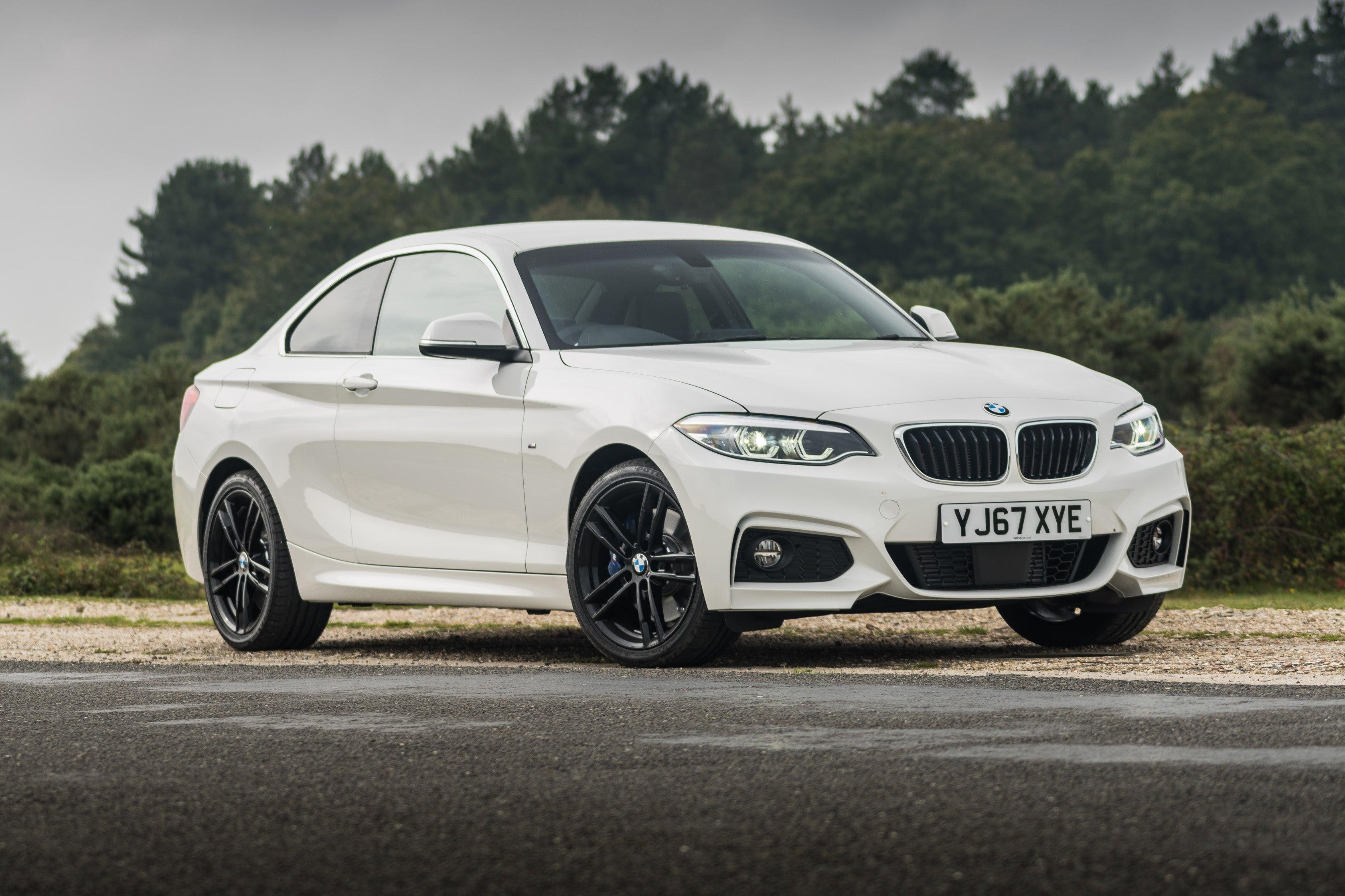 BMW 2 Series Exterior Front
