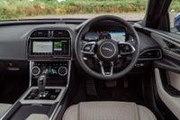 Jaguar XE front interior