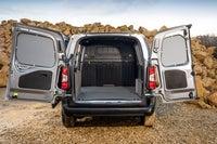 Peugeot Partner Inside Van