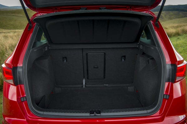 SEAT Ateca Bootspace