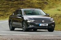 Volkswagen Passat Front View