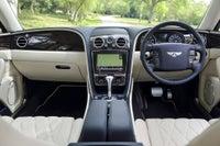 Bentley Flying Spur Interior