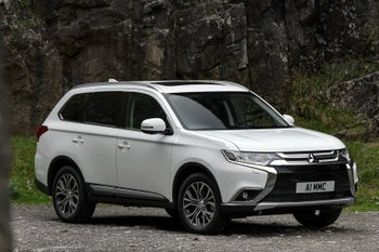 Picture of Mitsubishi Outlander