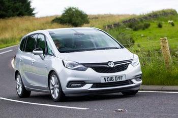 Picture of Vauxhall Zafira