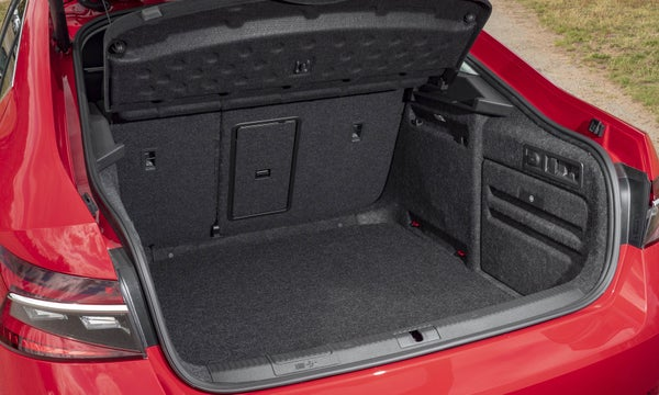 Skoda Superb Bootspace