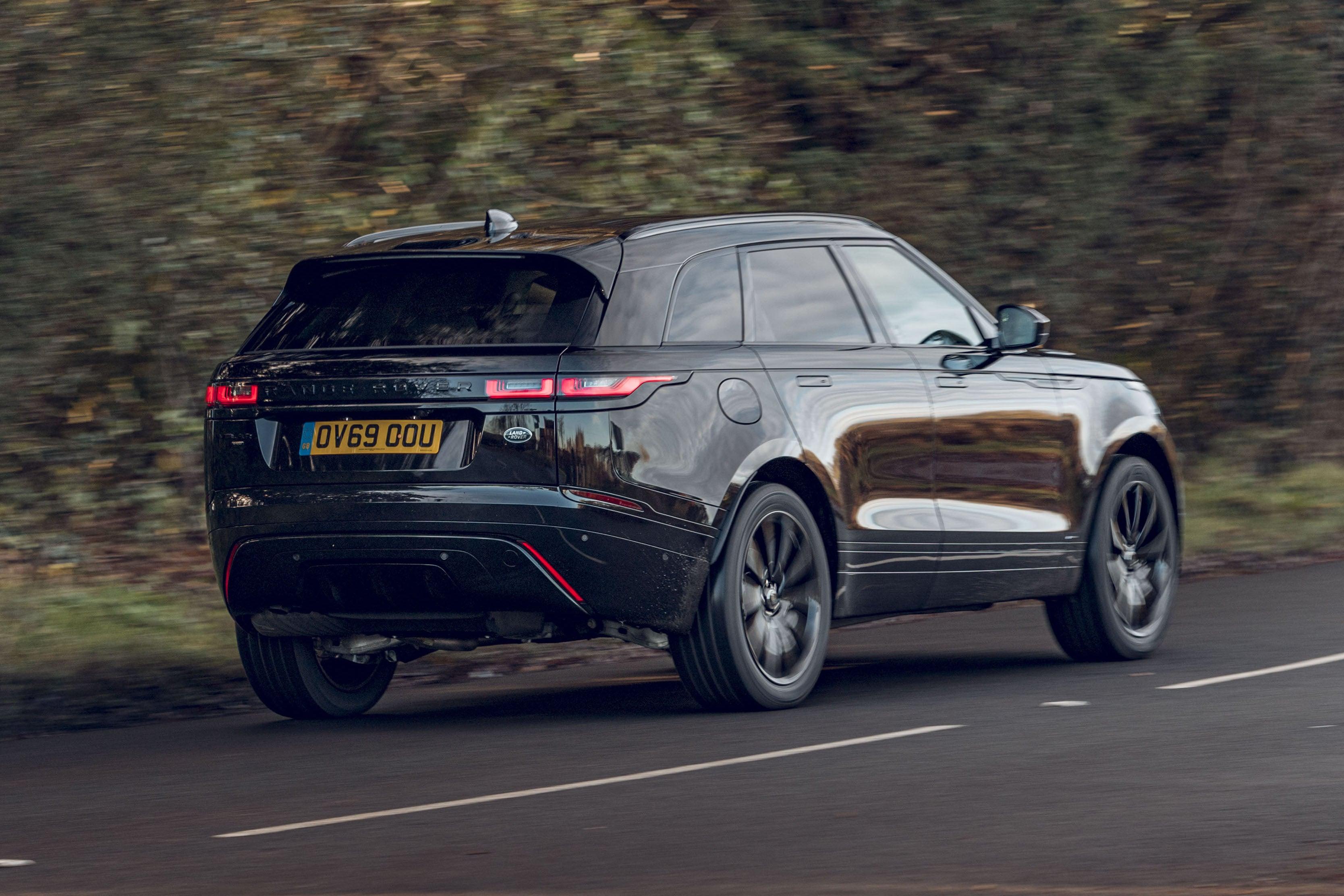 Range Rover Velar backright exterior