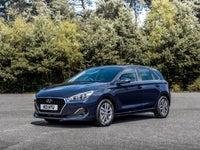 Hyundai i30 2017 frontleft exterior