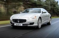 Maserati Quattroporte frontleft exterior
