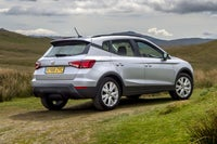 SEAT Arona Side Rear View