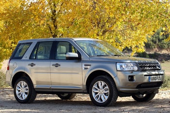 Picture of Land Rover Freelander